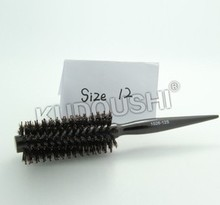 2pcs bristle brush for brazilian indian keratin extension human wig styling tools comb(China)