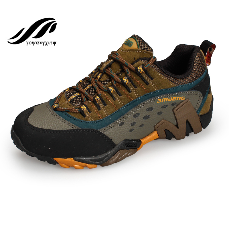 New Arrival autumn hiking shoes outdoor female shoes antiskid trekking shoes quality brand sneakers waterproof climbing shoes<br><br>Aliexpress