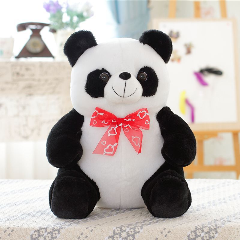 lovely panda about 35cm plush toy ,soft toy birthday gift b5234<br><br>Aliexpress