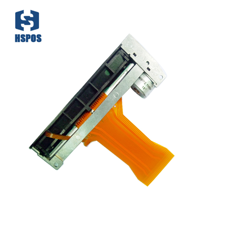 XP80 thermal mechanism compatible with Fujitsu-FTP638MCL101/103 print head for handheld mobile devices <br>
