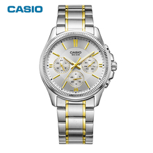 Casio Watches Men quartz Top Brand Analog Military male Watches Men Sports army Watch Waterproof Relogio Masculino MTP-1375D-7A