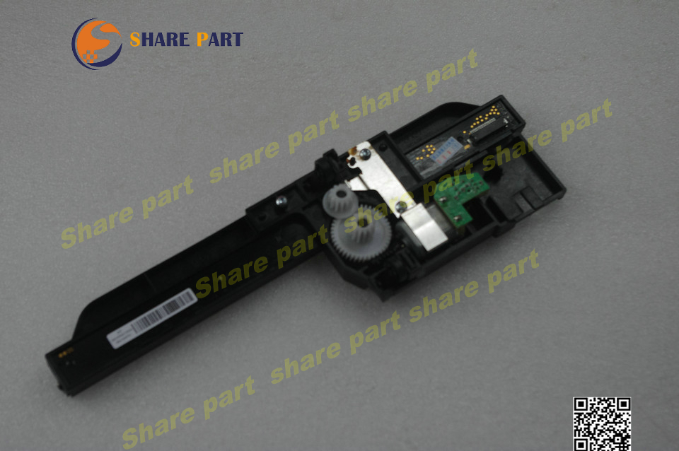 Original new For HP M1136 Assy-scan scanning head scanner motor Drive gear<br>