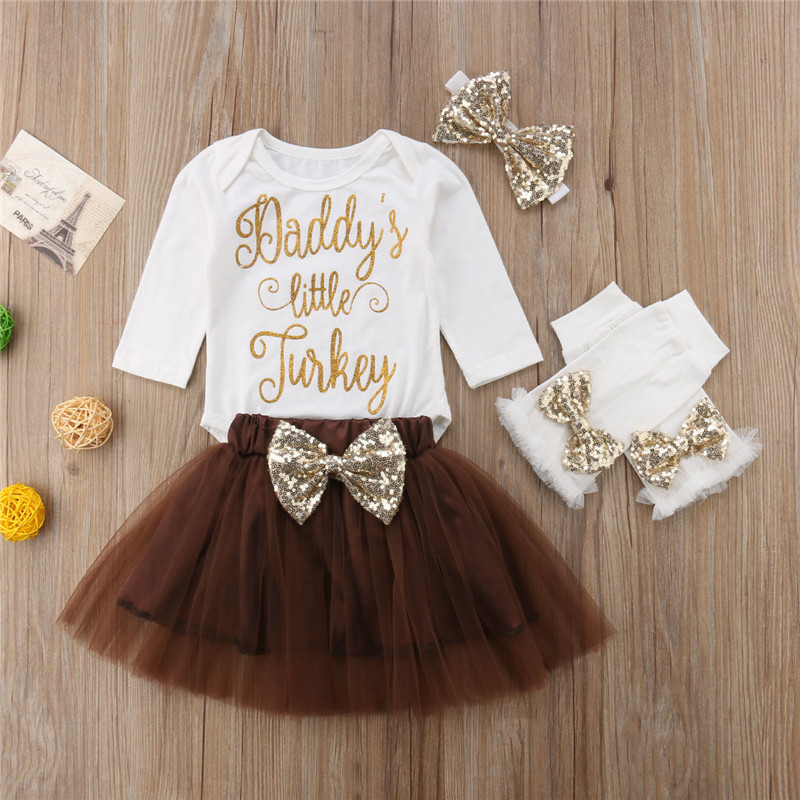 Clothing Sets Girls' Baby Clothing 2018 Brand New 0-24m Newborn Infant Baby Girls Clothes Sets 2pcs Print Long Sleeve Romper Tops Floral Skirts Outfits