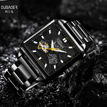 2017 Mens Watches Top Luxury Brand Winner Fashion Skeleton Clock Men Sports Automatic Watch Mechanical Relogio Masculino Watches(China)