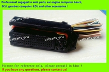 Electronic Control Unit Accessories/ECU Connector/car engine computer plug/81 pin Connector 81-pin ME7 Wiring harness connecor(China)