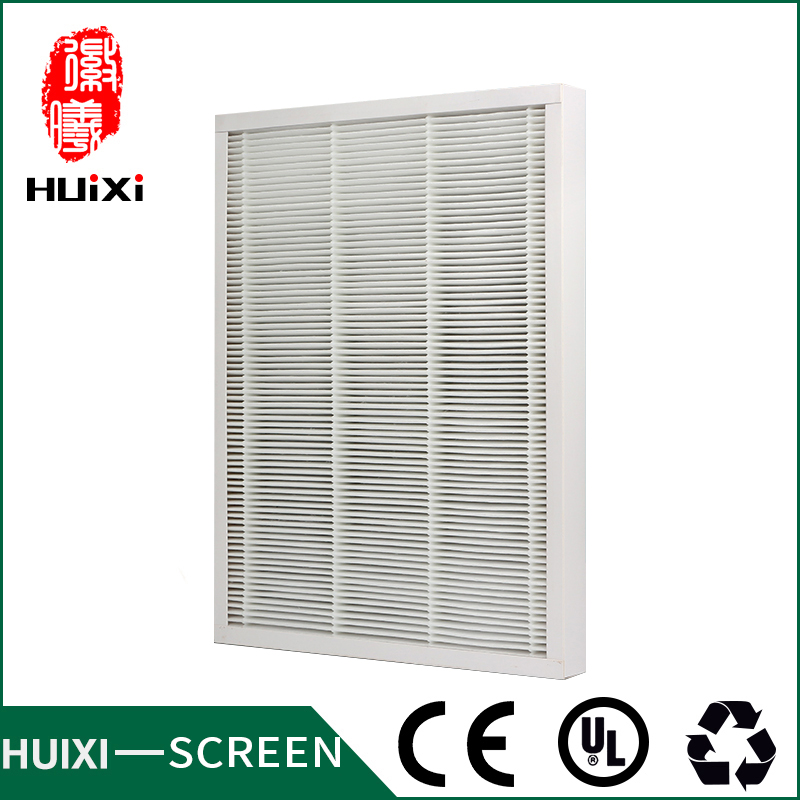 370*280*30mm high efficiency collect dust hepa filter of air purifier parts for  MFAC01-CN KjEA200 etc<br>