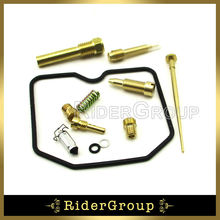Carburetor Repair Kit For Kawasaki Prairie 360 KVF360 ATV Quad 2002 2003 2004 2005 2006 2007 Carb Rebuild Overhaul Kits
