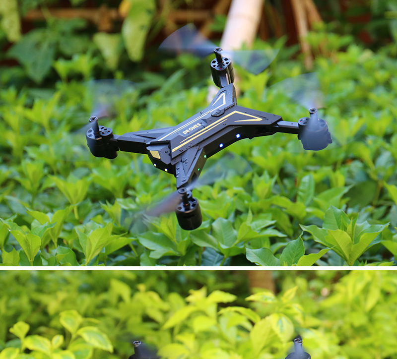 Love Thankyou KY601 Mini Drone With 2.0MP Wifi Camera RC Quadcopters Altitude Hold Mode Remote Control Helicopter Gift