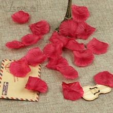 100 rose petals wedding decoration artificial flowers silk flower decoration decorative flowers and wreaths