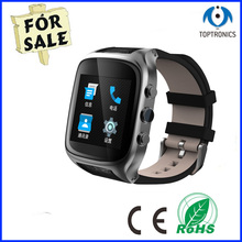 large battery 600mah smart watch with  long time stand by  1G Ram 8G Rom gps wifi heart rate monitoring