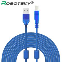 High Speed USB 2.0 Type A to B Male to Male Scanner Printer Cable Sync Data Charger Cable for Laser Printer HP