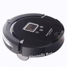 4- in-1 Vacuum robot working Vacuum Cleaner Full Go Floor Sweep Cleaner for home(China)