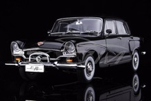 Diecast Car Model Old Shanghai SH760 Shang Hai 1:18 (Black) + SMALL GIFT!!!!!!!!!