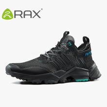 Buy Rax Mens Running Shoes Sport Shoes Men Breathable Running Sneakers Man Trainers Outdoor Sport Shoes Athletic Zapatos De Hombre for $45.57 in AliExpress store