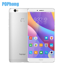 Original Huawei Honor Note 8 4G LTE Mobile Phone Kirin 955 Octa Core 6.6 inch 2K 2560X1440px 4GB RAM 128G ROM Smart Phone P(China)