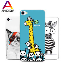 Meizu u10 Case,Silicon beautiful Cartoon Animal Painting Soft TPU IMD Back Cover meizu u 10 Phone protect Bags shell - LLQ store