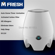 Mfresh AT88F Negative Ion and Ozone Air Purifier/air cleaner/air freshener  + Free Shipping