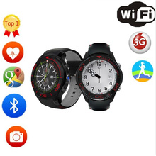 New Arrival 1.3 inch Round MTK6580 S11 PLUS Smart Watch Android 5.1 ROM 8GB + RAM 512 MB with 2.0mp camera for Android Phone