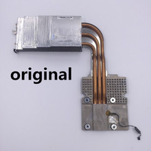 "original for Apple iMac 27"" A1312 HD6970 HD6970m HD 6970 6970M 109-C29657-00 216-0811000 Cooler Aluminum Heatsink Heat Sink kit(China)"
