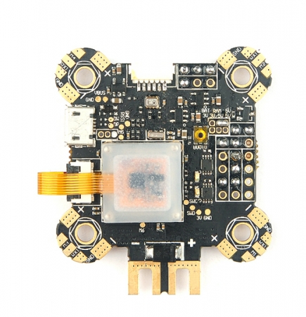 JMT OMNIBUS F4 Pro V4 Flight Control F4+OSD+PDB for FPV Racing Drone Remote Control Racer Parts F22891<br>