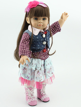 wholesale Popular American girl doll Journey Girl Dollie& me fashion doll Toys for girls Birthday Gift