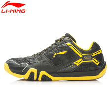 Li-Ning Men's Breathable Badminton Shoes Sports Shoes X-Tructure Training Sneakers AYTK059 XYY034