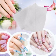 1SET 700pcs Nail Art Tips Manicure Polish Remover Clean Wipes Cotton Lint Pads Paper Best Selling(China)