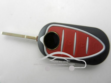 Folding Flip Remote Key Shell for Alfa Romeo Mito Giulietta 159 GTA Keyless Entry Case