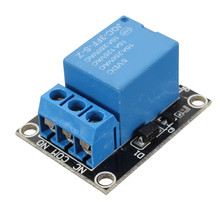 KY019 1 Channel 5V Relay Module Board Shield Arduino Electronic Active Components Integrated Circuits - ELDOER Electric Manufacturer Store store