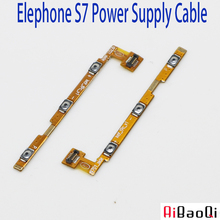 AiBaoQi Main Elephone S7 power on/off volume Key up/down button flex cable FPC
