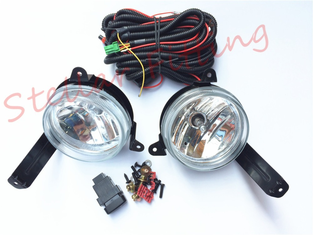 Auto lamp, fog lamp is suitable for:Mitsubishi TRITON/L200. 2006 2007 2008 FOG LAMPS<br><br>Aliexpress