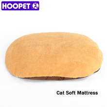 HOOPET Dog Cat Soft Mattress Pet Bed Cushion with Removable Design Washable Cover and Water-Resistant Base