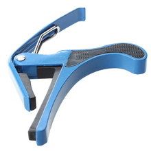 Popular Capo fork & Electric, for acoustic (Blue)(China)