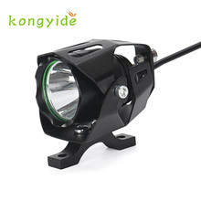 New 15W  XML T6 LED Spotlight Motorcycle Driving Fog Lamp Spot Head Light Lamp  OCT1