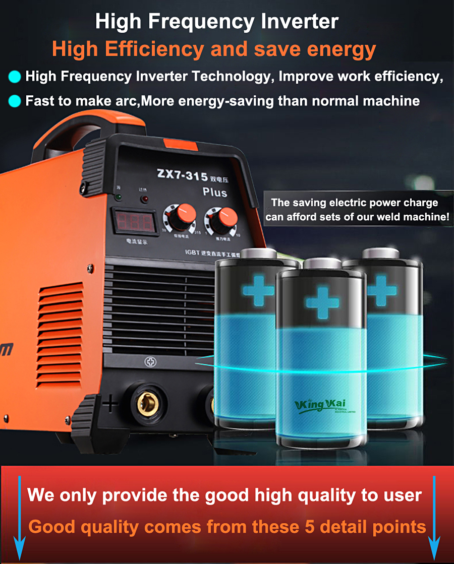 Portable Welder IGBT Inverter Arc Welding Machine-011