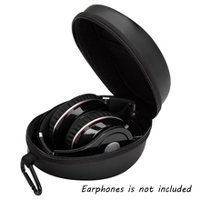 Vococal Universal Oval Shockproof Waterproof Headphone PU EVA Hard Carrying Storage Case Box for JVC HA-S600 Beats Studio Solo(China)