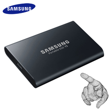 Samsung T5 External SSD 250GB 500GB 1T 2T External Solid State HD Hard Drive USB 3.1 Gen2 (10gbps) and backward compatible Phone(China)