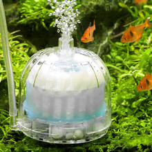 Aquarium Fish Tank Filtering System Air Pump Diffuser Bio-system Bio-sponge Filter Media(China)