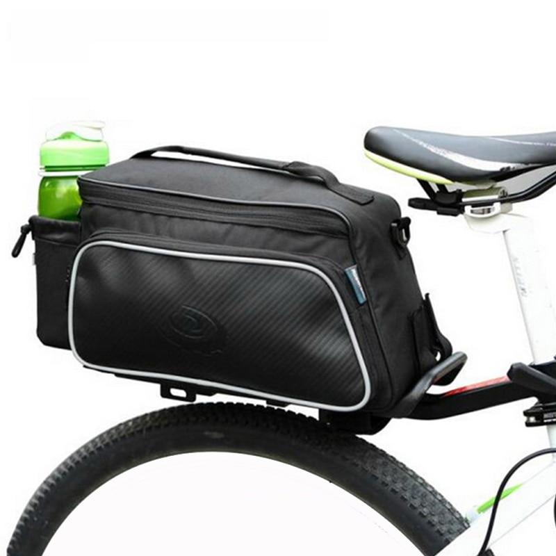 Hot Sale! Roswheel Mountain Bike Bags Cycling Outdoor Sport Dual Purpose Bike Bag Bicycle Rear Rack Seat Pannier Bag BG0013<br><br>Aliexpress