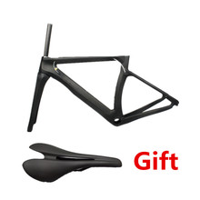 Cadre carbone route 2017 carbon road frame carbon bike frame BSA/BB30/PF30 carbon frame road Di2 and mechanical with a gift