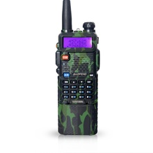 BaoFeng UV-5R with 3800mAh long Li-ion Battery Dual Band 136-174&400-520MHz Ham Two Way Radio Walkie talkie UV5R