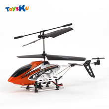 New Hot 3.5 Channel Alloy RC Helicopter With LED Light Childern  Model Helicopter Toys