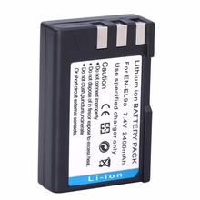 Probty 2400mAh EN-EL9 EN EL9 EN-EL9a EN EL9a EL9a Li-ion digital Camera Battery AKKU For Nikon EN-EL9a D40 D60 D40X D5000 D3000(China)