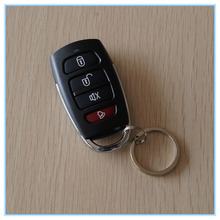 3pcs One - Way Car Alarm Car Key 433MHz EV1527 Eniversal Learning Rolling Code Car Remote Control Key