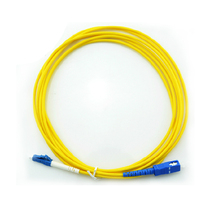 10PCS/bag 3M SC-LC Simplex single-mode fiber optic patch cord 3M Simplex 2.0mm FTTH fiber optic jumper free shipping(China)