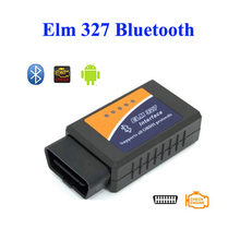 2015 ELM327 v1.5 Hardware Bluetooth OBDII / OBD2 Scanner ELM 327 Vehicle Diagnostic Tool 1.5(China)