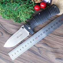 Ganzo G720 Firebird F720 58-60HRC G10 Handle Folding Knife Outdoor Survival Hunting Camping Tool Pocket Knife Tactical EDC Tool