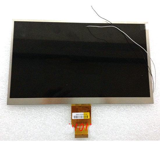 10.1 Gooweel G10X ATM7029 Tablet TFT LCD Display Screen Matrix Replacement Panel 1024*600 SL101DH21B01BL Free Shipping<br>