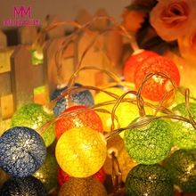 Christmas Decorative Lights birthday party supplies home decoration accessories lights diy wedding decoration party supplies(China)
