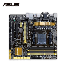 Asus A88XM-PLUS Original Used Desktop Motherboard A88X Socket FM2 DDR3 32G SATA3 USB3.0 Micro ATX(China)